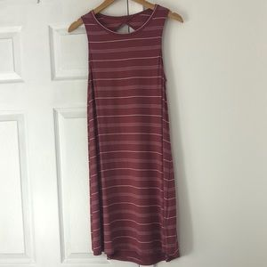 NWT Gentle Fawn Tracey Canyon Stripe Dress SML